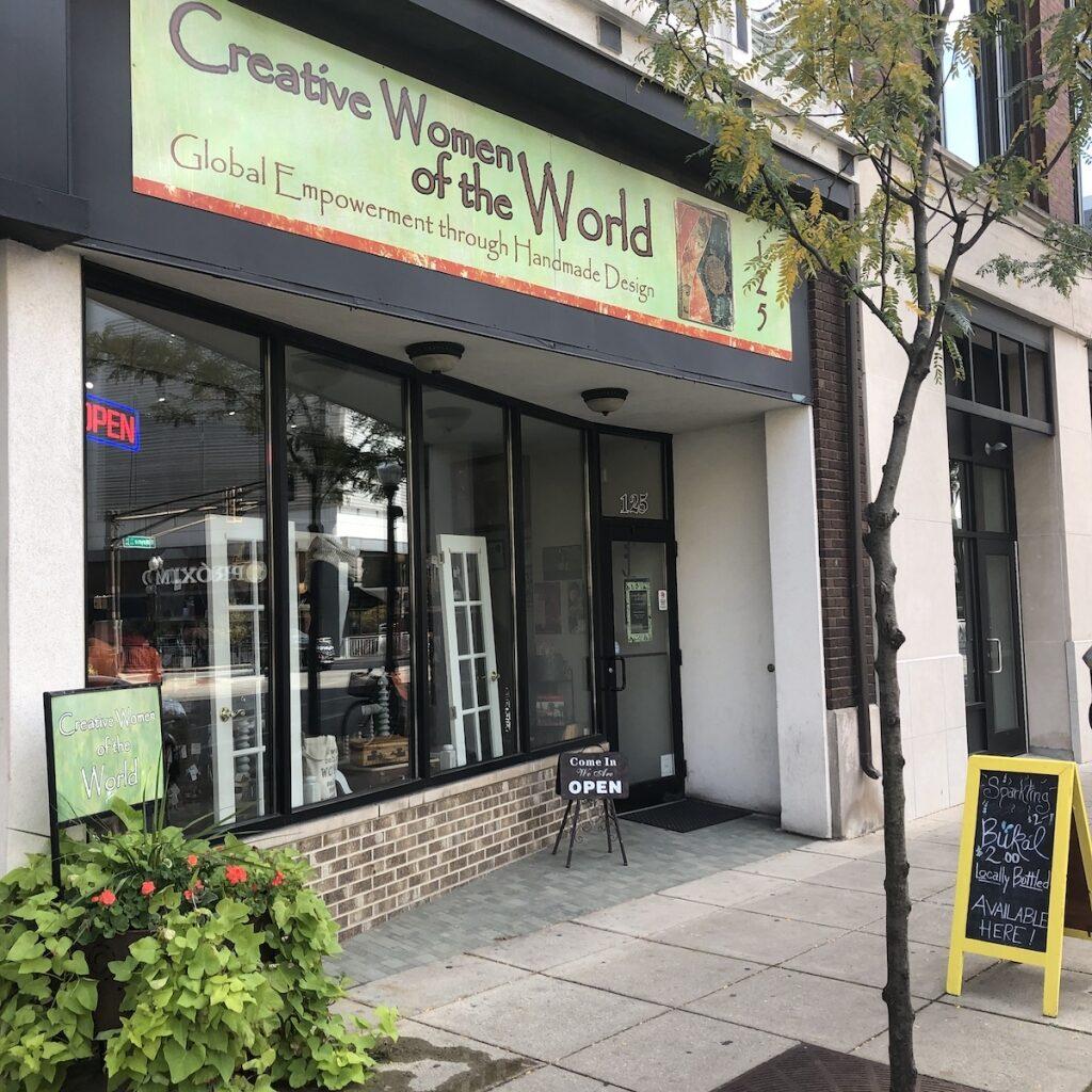 Creative-Women-of-the-World-Shopping-Downtown-Fort-Wayne